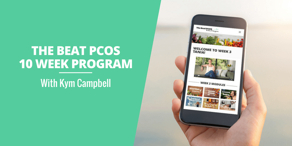 The Beat PCOS 10 Week Program With Kym Campbell the beat pcos 10 week program with kym campbell  at n-0.co