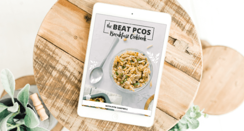 PCOS Breakfast Cookbook